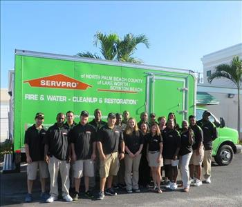 SERVPRO of North Palm Beach County Team