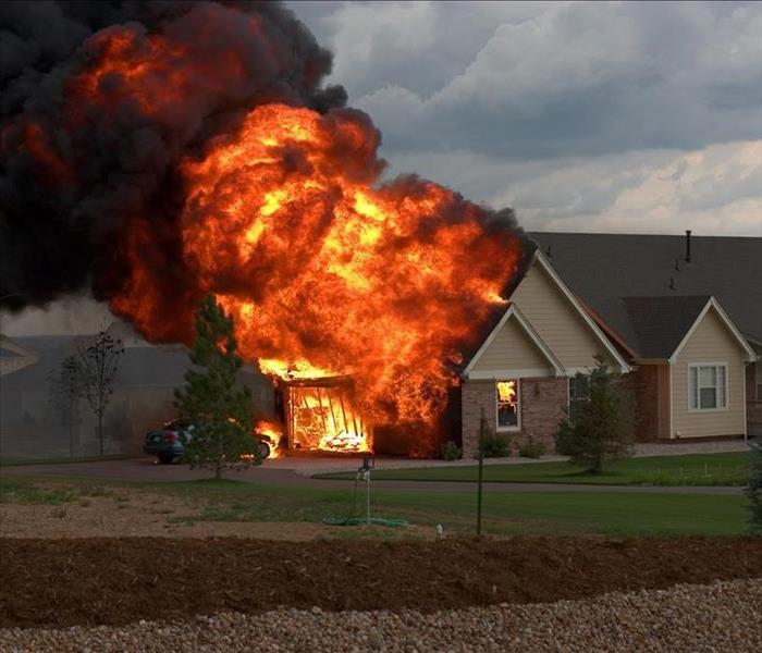 Fire Damage 6 Surprising Causes of Home Fires