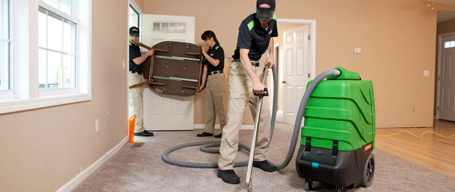 Palm Beach Gardens, FL residential restoration cleaning